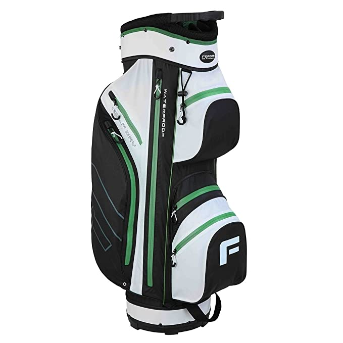Forgan Golfdry Bolsa de golf para carro, impermeable, 24 cm ...