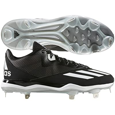 Adidas Mens Dual Threat Low Metal Cleats