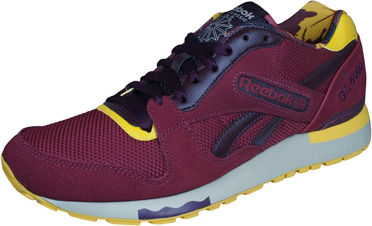 Reebok Classic GL 6000 ANE BasketsChaussures Homme Red 42.5