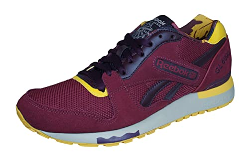 Zapatillas Reebok – Gl 6000 Ane rojo/amarillo/marrón talla: 42