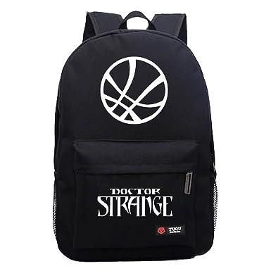 YOURNELO Girl s Boy s Marvel Comics Doctor Strange Rucksack School Backpack  Bookbag ... 14e9b3a622