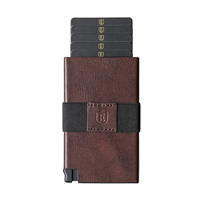 be119a672d24a Ekster Senate ('18 Collection) - Slim Leather Wallet - RFID Blocking -  Quick Card Access
