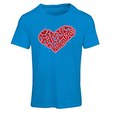 Frauen T-Shirt Schönen Valentinstag -