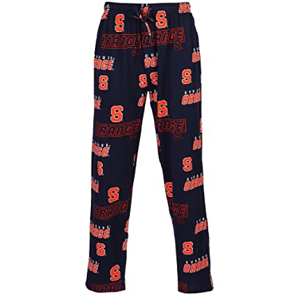 205cb137 Concepts Sport Syracuse University Pajamas Men's Slide Sleep Pants