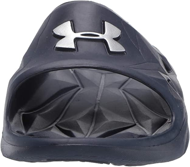 Under Armour Mens Locker III SL Dusch-& Badeschuhe, Chanclas para ...