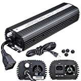 Yescom 1000W HPS MH Digital Electronic Dimmable Ballast Grow Light Review