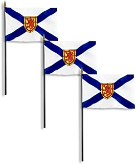 product image for Online Stores Nova Scotia Flag 4 x 6 inch (3 PK)