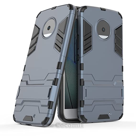 outlet store 91c27 fc414 Cocomii Iron Man Armor Motorola Moto X4 Case New [Heavy Duty] Premium  Tactical Grip Kickstand Shockproof Hard Bumper Shell [Military Defender]  Full ...