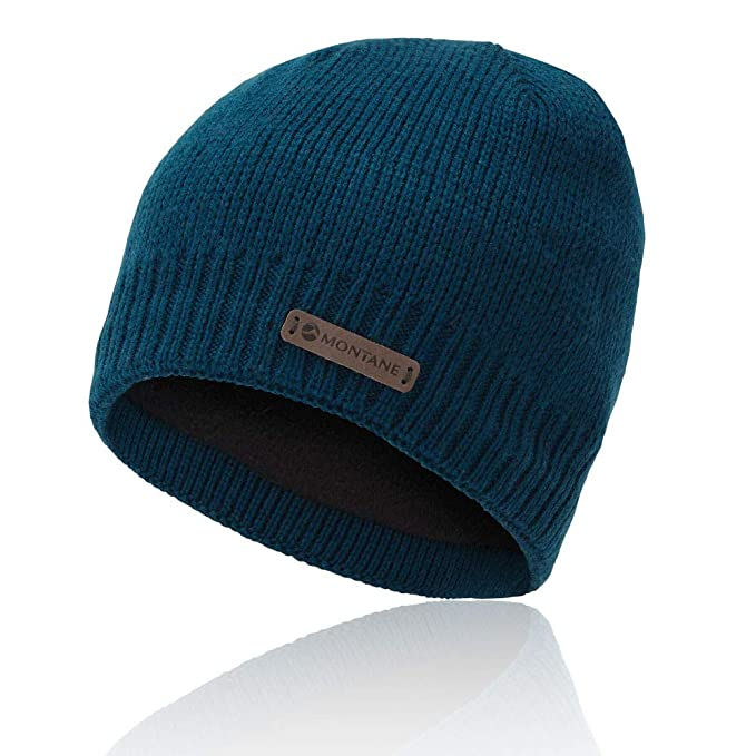 128fa501ed8 Montane Mens Resolute Beanie One Size (Narwhal Blue)  Amazon.es  Ropa y  accesorios