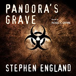 Pandora's Grave: Shadow Warriors Series Audiobook