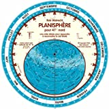 PLANISPHERE POUR 47° NORD