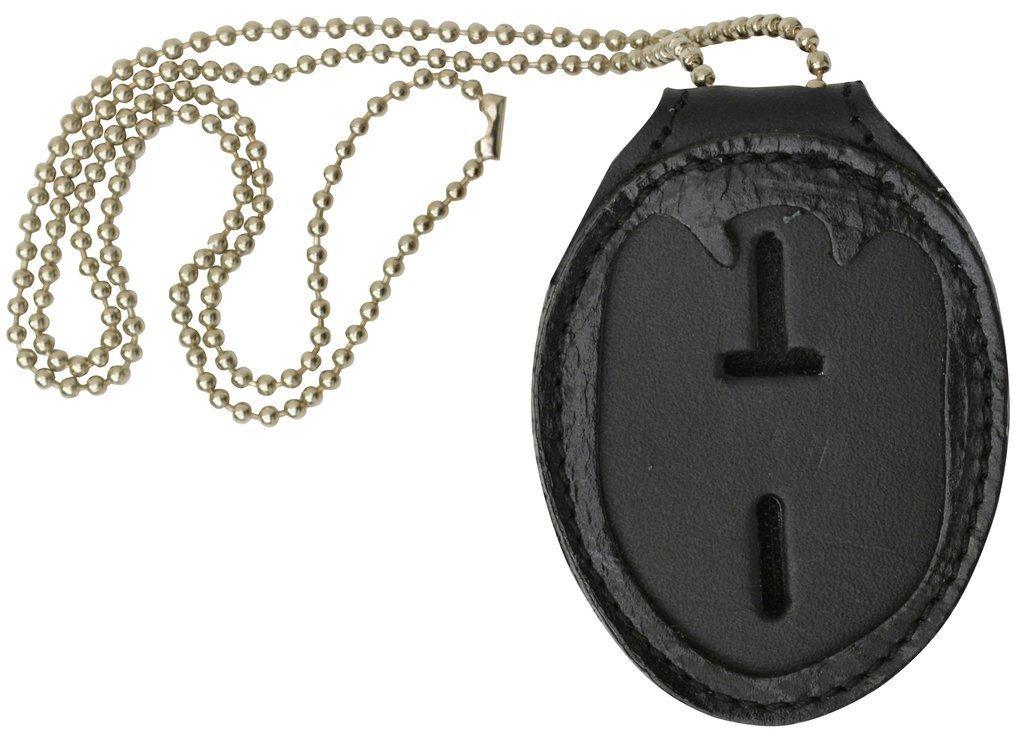 Clip Clip Clip auf Leder Badge Holder mit Kette   2520tabk B01BU5SN5W   Neuartiges Design  211457
