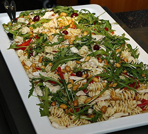 - Home Comforts LAMINATED POSTER Pasta Peanuts Rocket Pasta Salad Refreshments Poster 24x16 Adhesive Decal