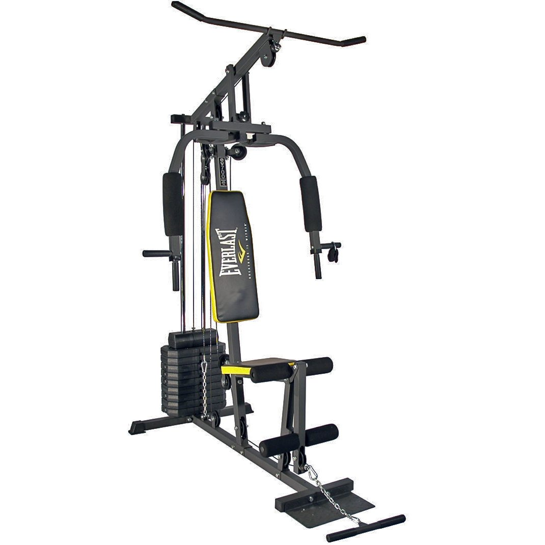 Everlast EV700 Multi Gym/Home Gym - ideal for starter & intermediate users:  Amazon.co.uk: Sports & Outdoors