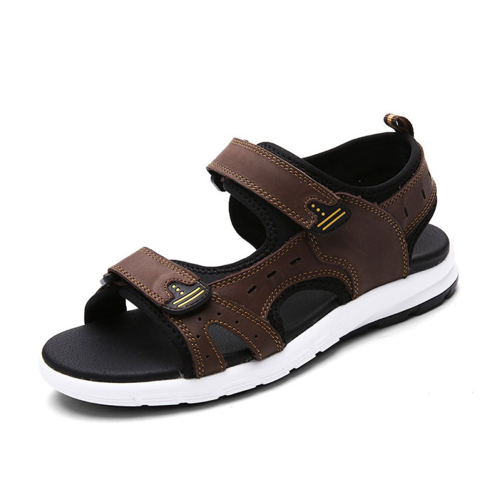 Sandalia Moda Transpirable Al Aire Libre Ocio Playa Zapatos 37 EU|Brown