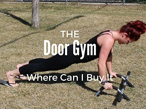 Core Elliptical - Why a Door Gym is a Good Piece of Home Gym Equipment?