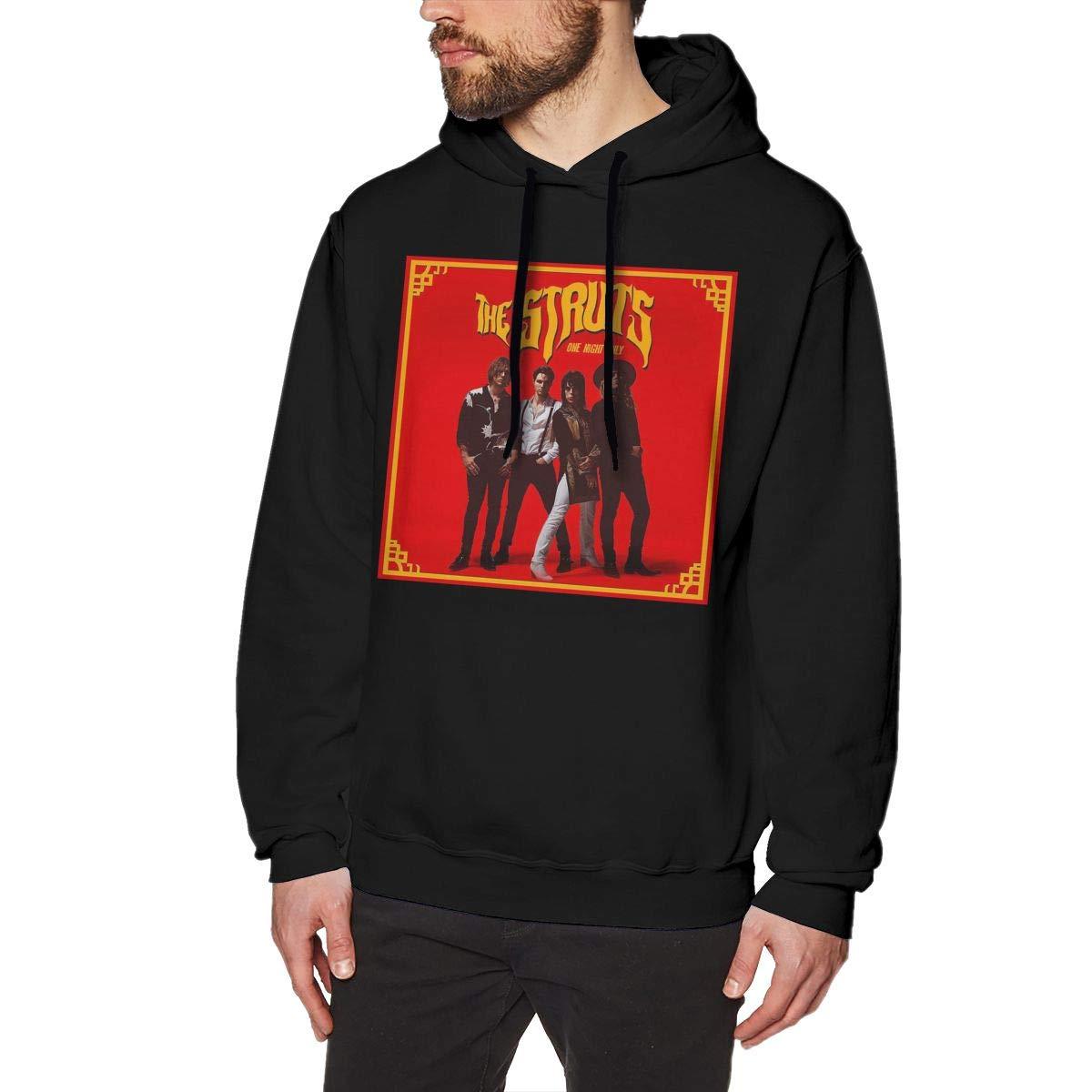 The Struts S For Men S Black Shirts