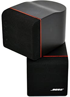 bose double cube speakers. bose double cube speaker 1st/gen.redline black[1ea] bose double cube speakers o