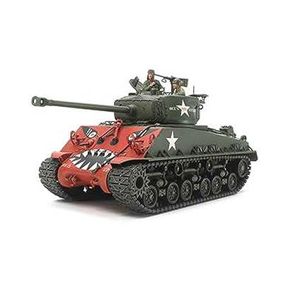 Tamiya America, Inc 1 35 US Tank M4A3E8 Sherman Easy Eight Korean War, TAM35359: Toys & Games