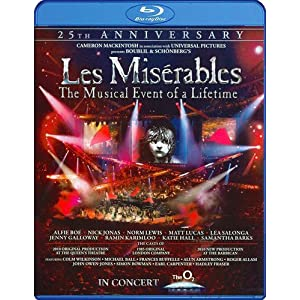 Les Miserables: The 25th Anniversary Concert [Blu-ray] (2010)