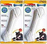 Cheap (2 Pack) Newhide Safe Replacement for Rawhide Dog Chew, Durable Safe Dog Toy by Petstages (Large)