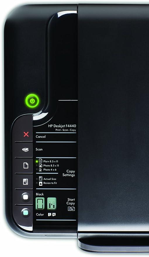 HP Deskjet F4480 All-in-One Printer - Impresora multifunción (De ...