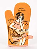 by Blue Q Blue Q Horny For Food Oven Mitt
