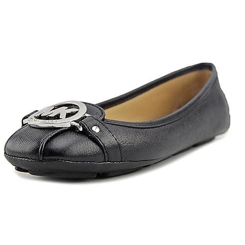 Michael Michael Kors Fulton Tipo Mocasín de la Mujer: Amazon.es: Zapatos y complementos