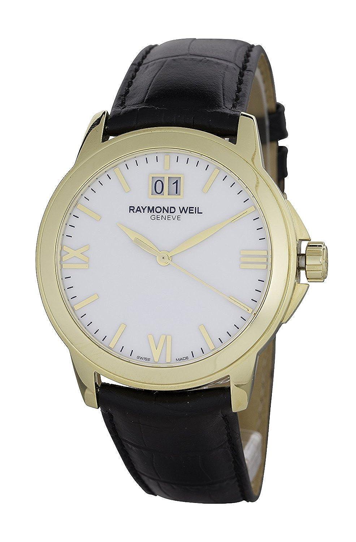 [レイモンドウィル]Raymond Weil 腕時計 Tradition White Dial Watch 5476-P-00307 メンズ [並行輸入品] B07566GK6L