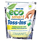 Eco-Smart Toss-Ins Holding Tank Deodorant 12 - 1.5 oz packets - Thetford 32952