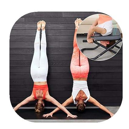 Amazon.com: DaJun Yoga Inverted Stool,Home Practice Inverted ...
