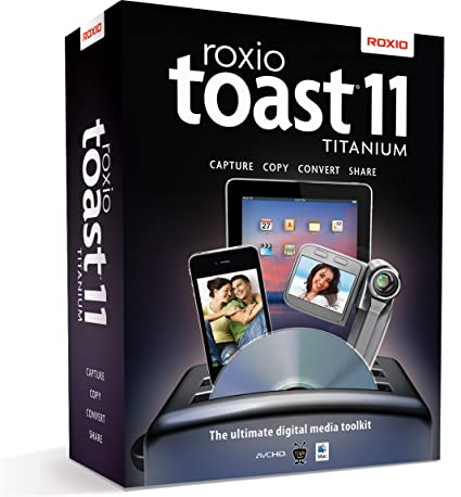amazon com toast 11 titanium mac old version rh amazon com Roxio Logo Roxio LP