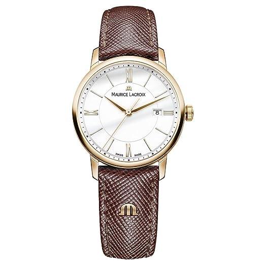 Reloj - Maurice Lacroix - para Mujer - EL1094-PVP01-111-1: Amazon.es: Relojes
