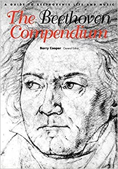 The Beethoven Compendium by Barry Cooper (2010-06-14)
