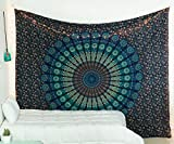 Tapestry wall hanging Twin Hippie Mandal