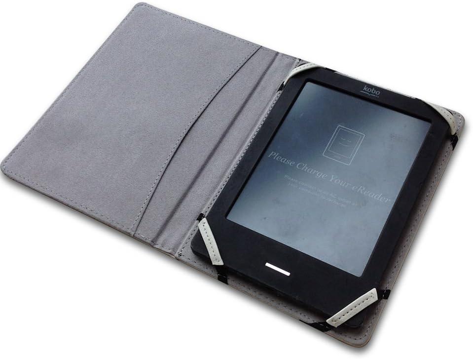 EnjoyUnique - Funda Universal para Lector de Libros electrónicos Kobo Kindle Sony Pocketook Tolino de 6
