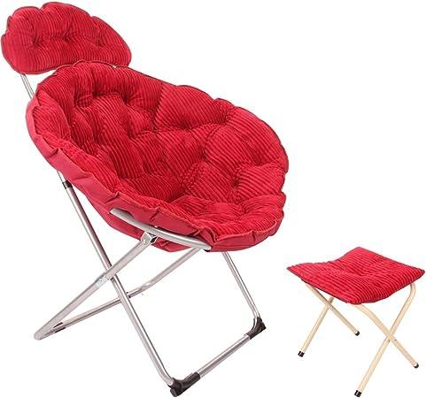 Frelt Chaise Grande Chaise de Lune Chaise de Fauteuil