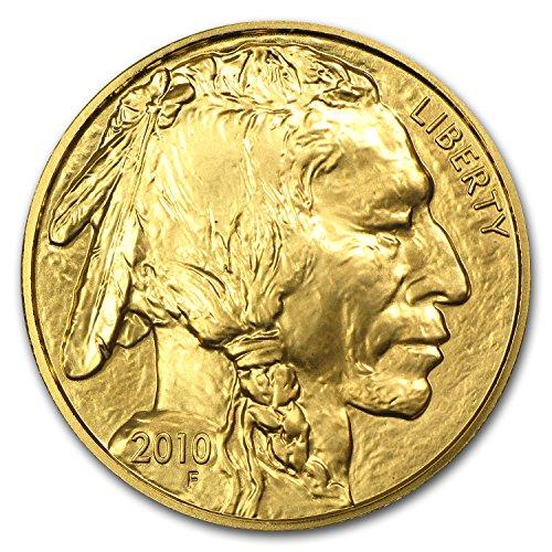 2010 1 oz Gold Buffalo BU 1 OZ Brilliant Uncirculated