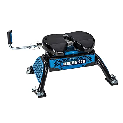 Image Unavailable. Image not available for. Color  Reese 30895 M5 Fifth  Wheel Trailer Hitch ... 15a5a26dc
