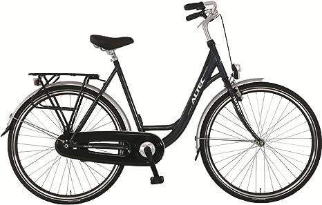 Bicicleta Chica Mujer 28 Pulgadas Altec Toscana 85% Montada Azul ...