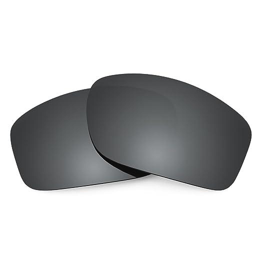 694f10d0e2 Revant Polarized Replacement Lenses for Oakley Valve Elite Black Chrome  MirrorShield