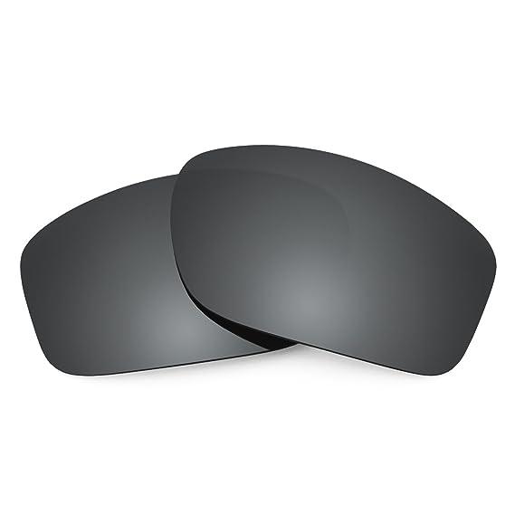 b1957aca4b8 Revant Polarized Replacement Lenses for Oakley Valve Elite Black Chrome  MirrorShield®  Amazon.co.uk  Clothing