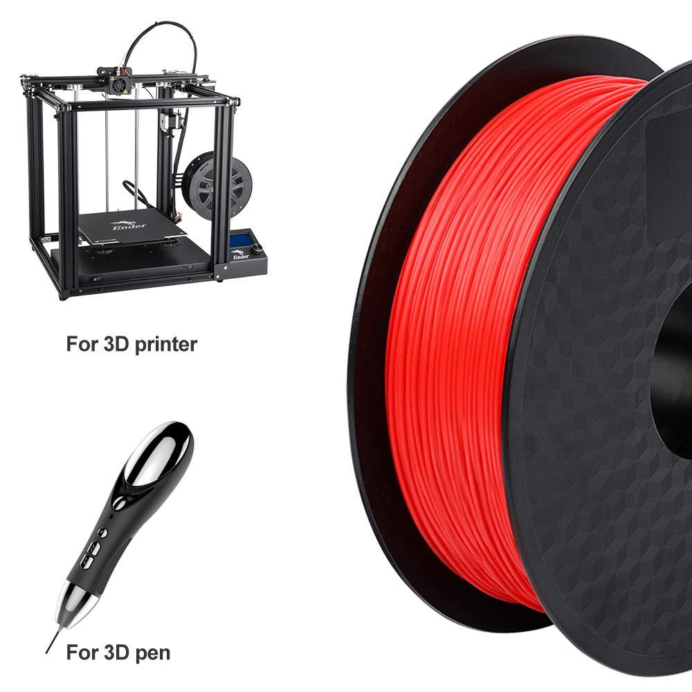 Blu Comgrow Filamento PLA per Stampante 3D 1kg 1,75 mm