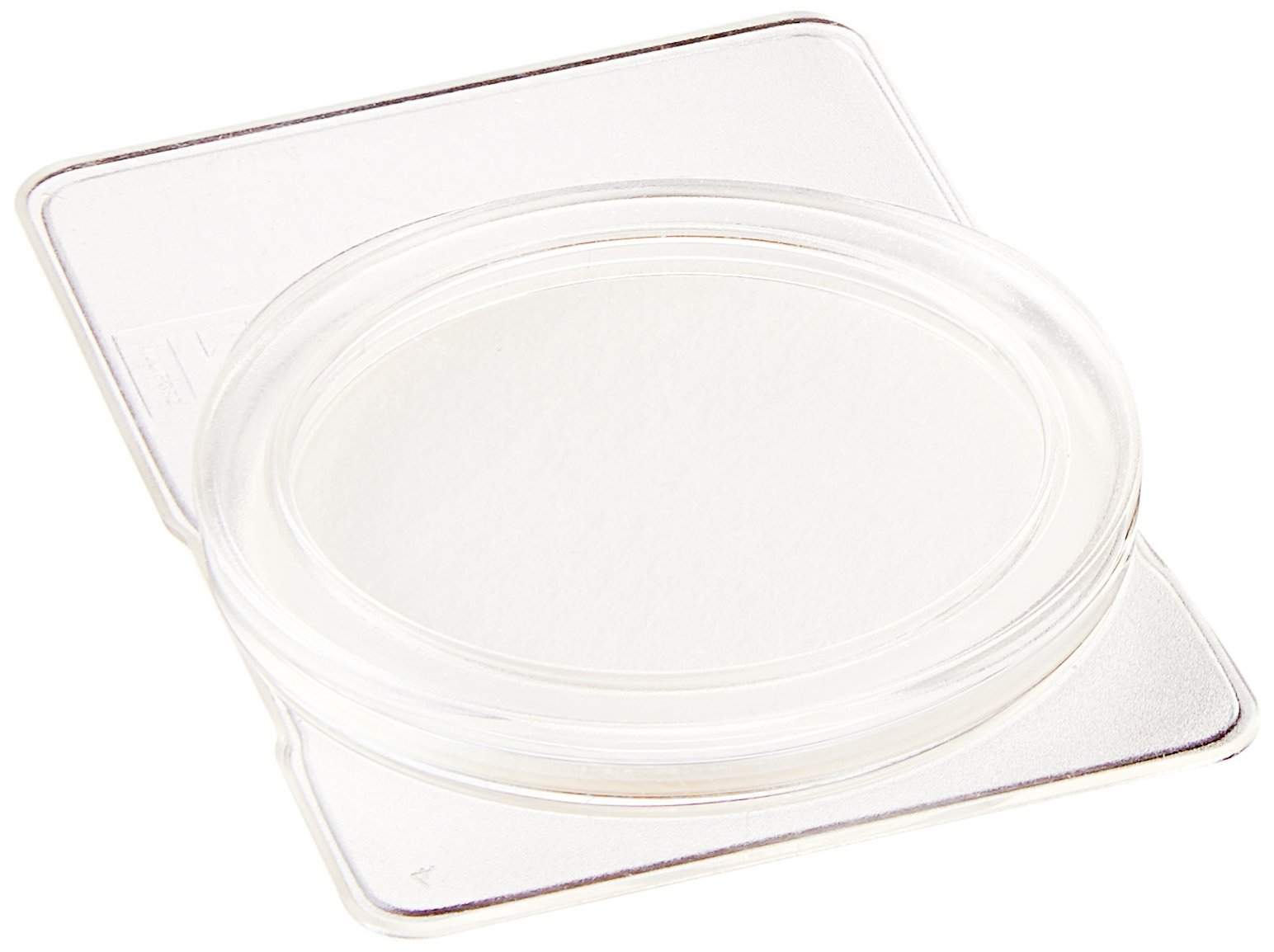 EMD Millipore PetriSlides PDMA04700 Dish Preloaded with Absorbent Pads, Clear, 47mm Diameter (Pack of 100)