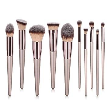 cf3bab70c44a Amazon.com: Best Quality - Pro brushes set - 4/9/10pcs Luxury ...