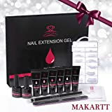 Makartt Poly Nail Extention Gel Kit Nail