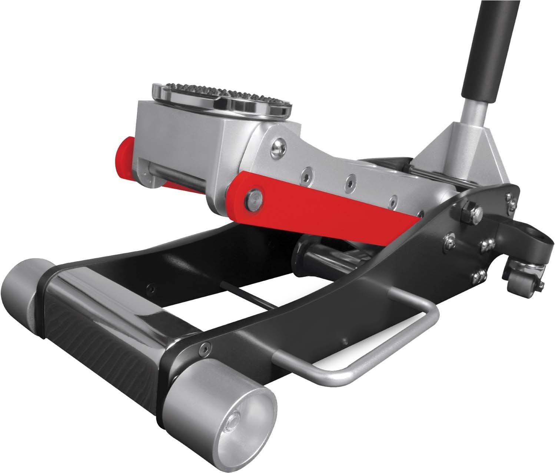 Sunex 6603ASJ Aluminum Floor Jack, 3-Ton by Sunex
