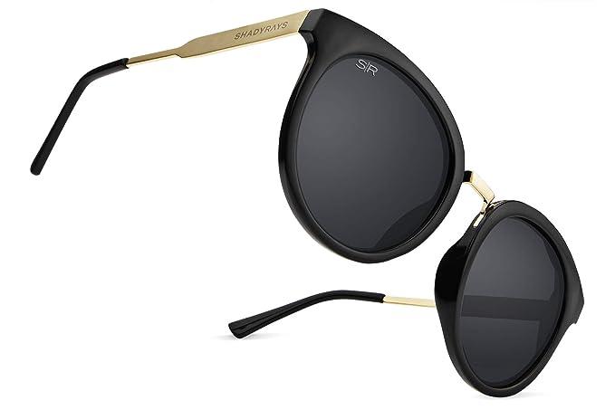 Amazon.com: Shady Rays Gafas de sol polarizadas para Mujer ...