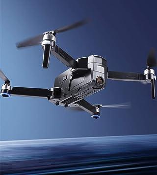 GRF Fotografía Aérea Plegable GPS Drone 4k HD Avión De Cuatro Ejes ...