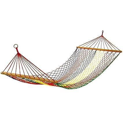 Amazon.com: MUTANG Hammock, Silla De Cuna De Malla para ...